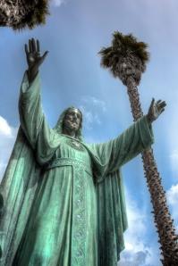 Transfiguration Statue